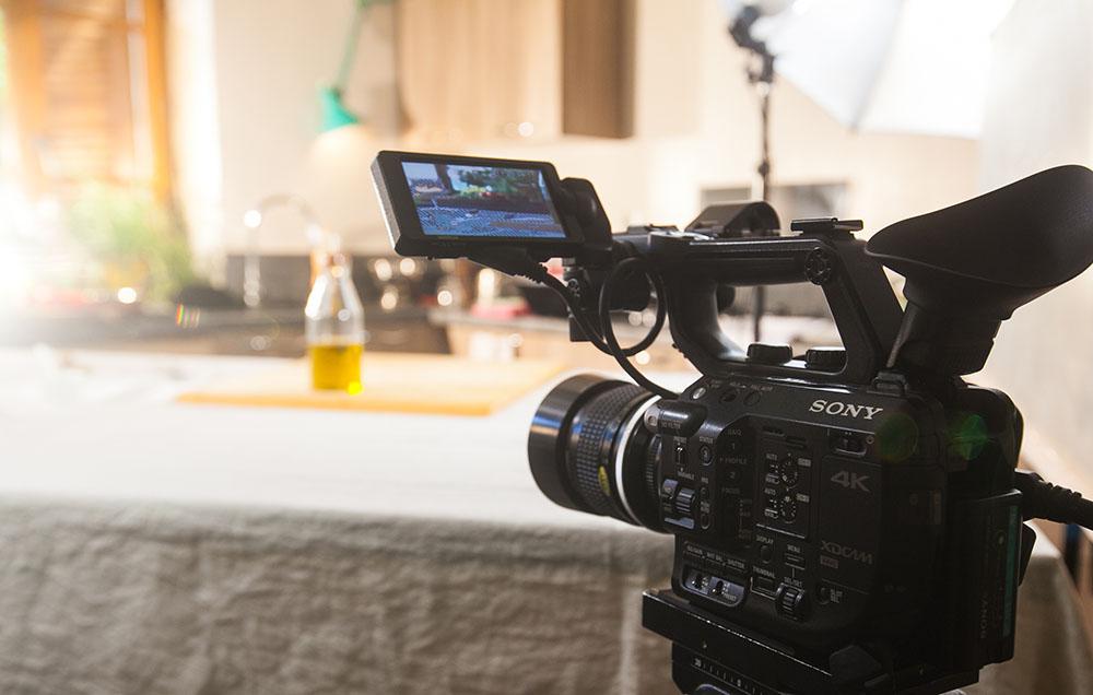 realisateur audiovisuel film entreprise